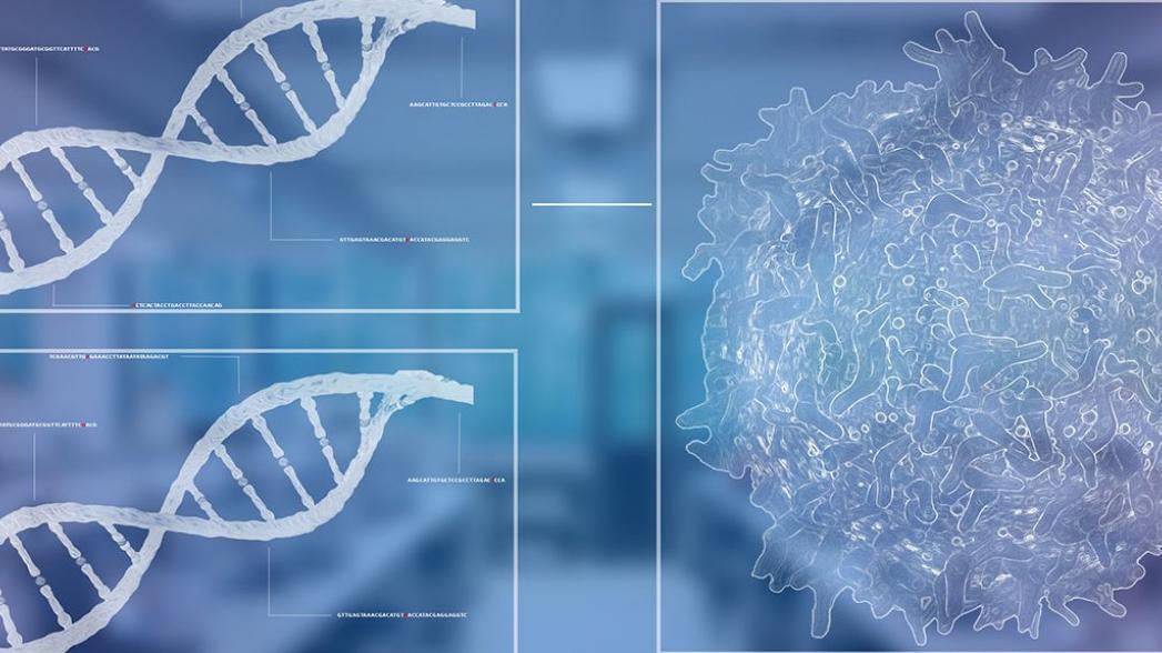 Система, идентифицирующая мутации рака по снимку