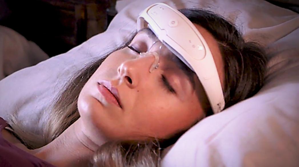 Устройство, приносящее облегчение при мигрени