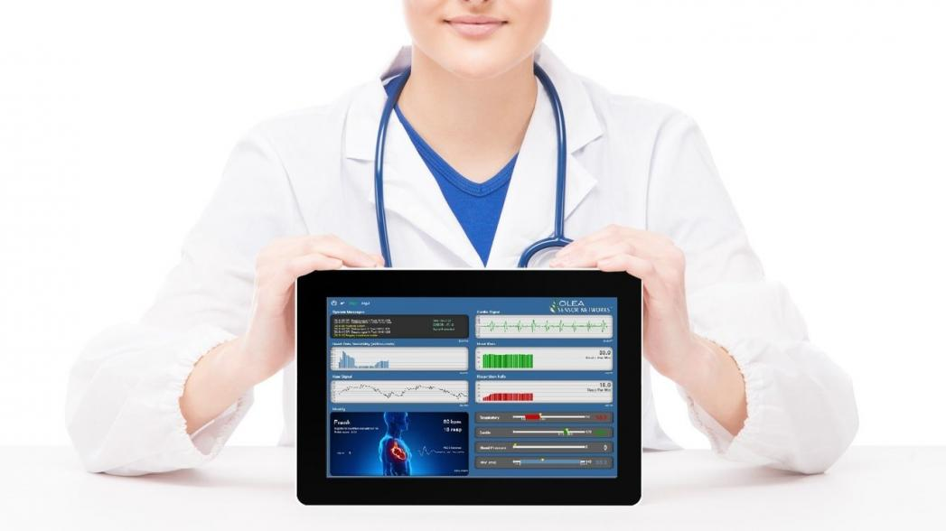 Система мониторинга параметров здоровья от Olea Sensor Networks
