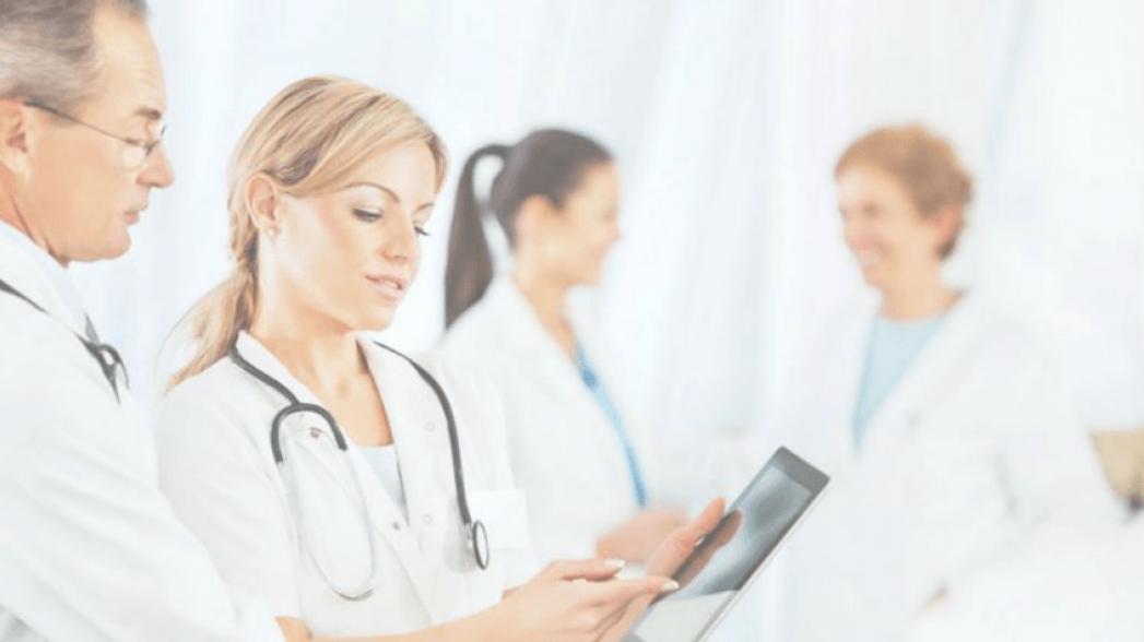 Легкий и удобный планшет для врачей