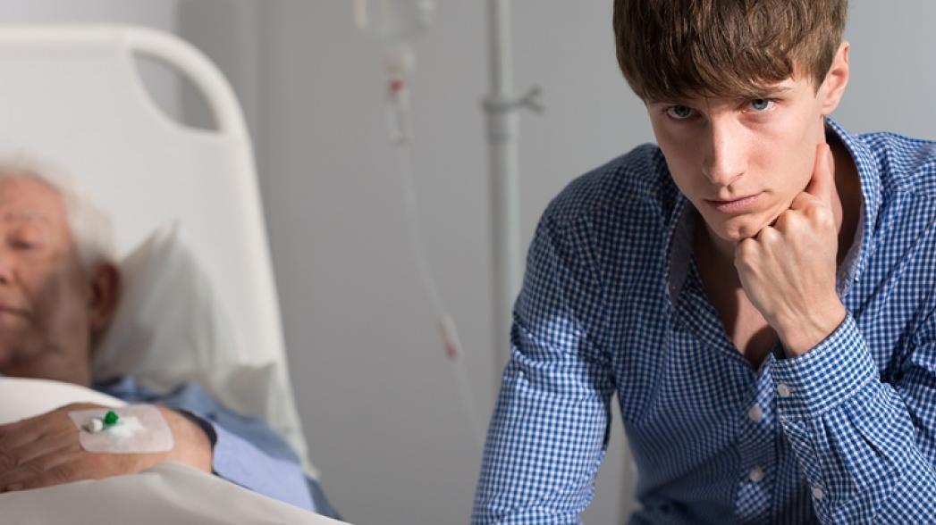 70% людей, ухаживающих за больными, утверждают, что технологии не играют никакой роли в их работе