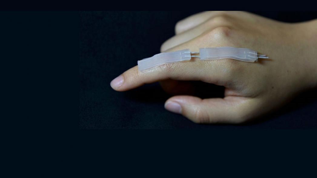 Высокоточный и быстрый сенсор на пальце для контроля здоровья