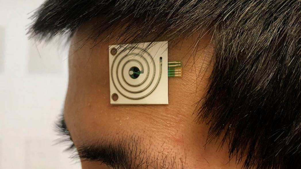 Дешевые сенсоры пота для мониторинга здоровья