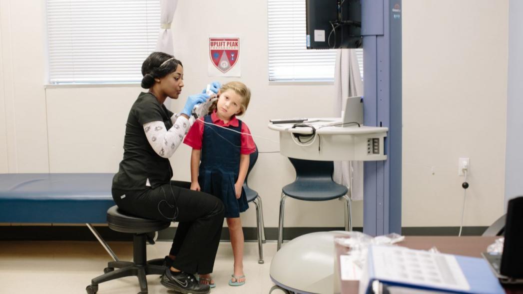 Телемедицина в американских школах