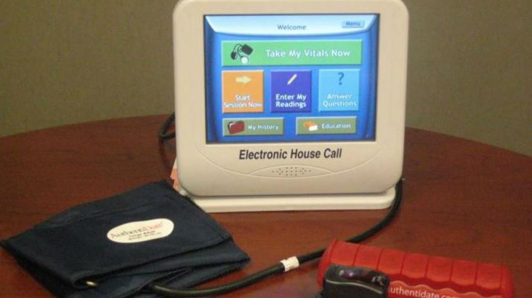 Мониторинг здоровья пациентов на дому по инициативе клиники