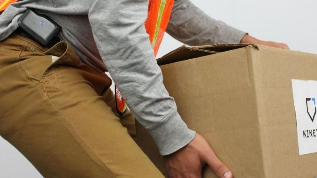 Носимое устройство против травматизма рабочих