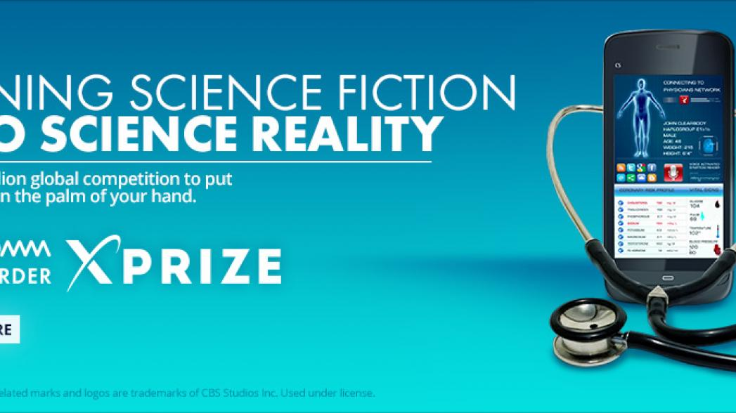 Конкурс Tricorder X Prize продлен