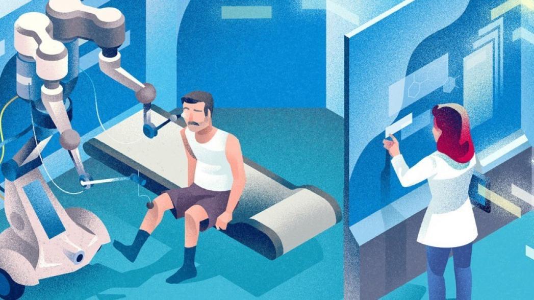 Искусственный интеллект заменит людей в качестве радиологов, патологов. Возможно, уже скоро