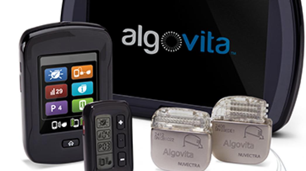 Algovita: Имплантируемая система для лечения боли