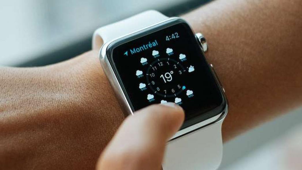 Сенсорный ремешок для Apple Watch