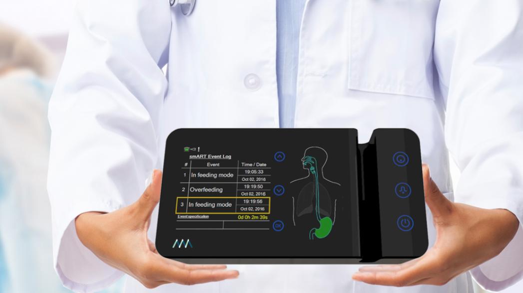 Система точного контроля осложнений при искусственной вентиляции легких