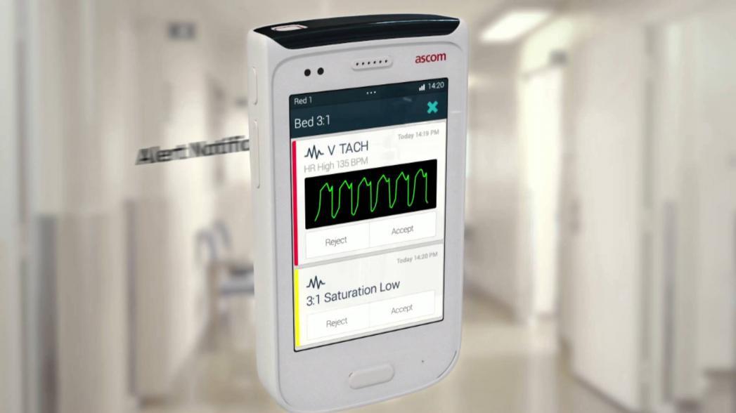 Специализированный смартфон для медиков