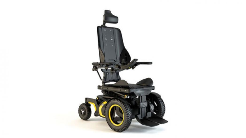 Инвалидная коляска как часть мира Internet of Things