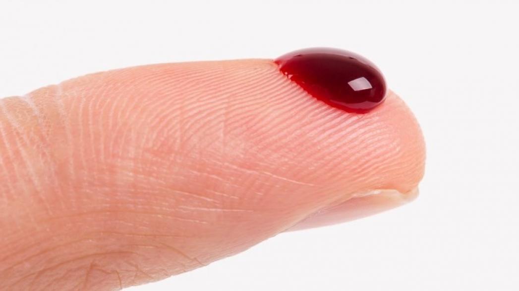Устройство для забора крови от Google