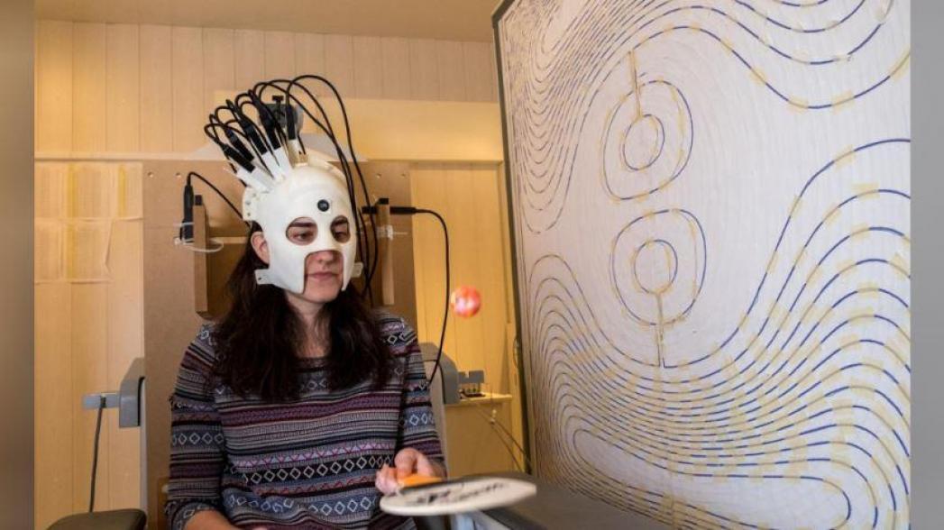 Шлем, который сканирует ваш мозг