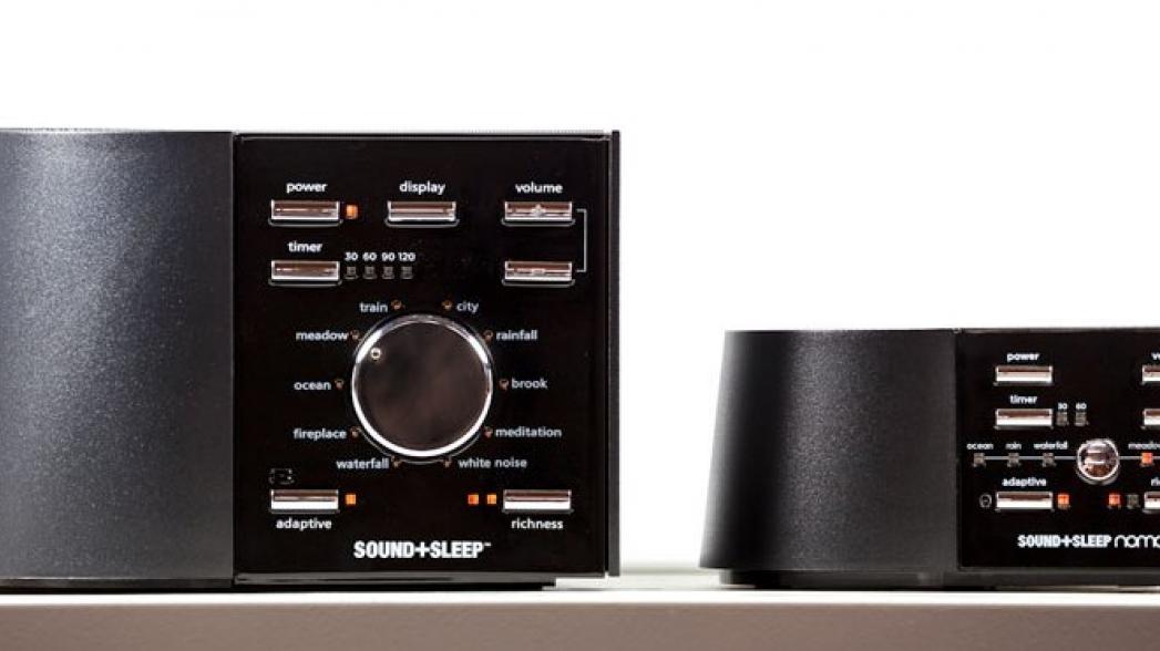 Звуковая терапия сна от Adaptive Sound Technologies