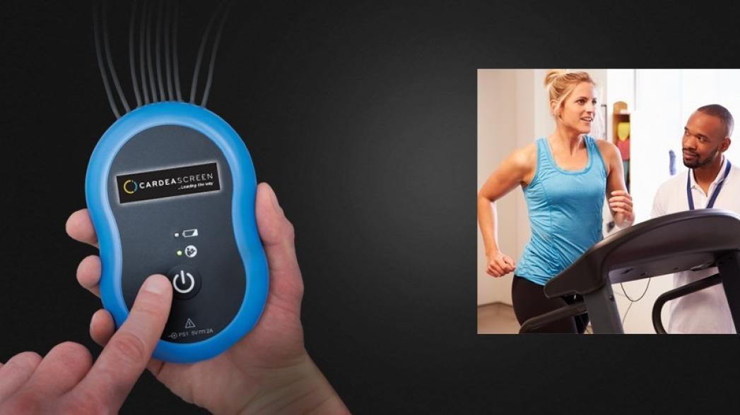 Карманное устройство, контролирующее ваше сердце и легкие