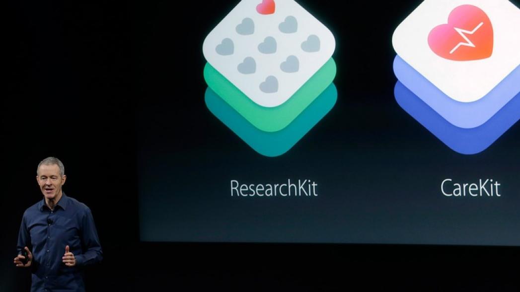 Платформа Apple CareKit позволит разрабатывать собственные медицинские приложения