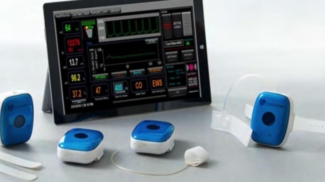 Скоро в продаже: Тонометр непрерывного действия CareTaker Medical