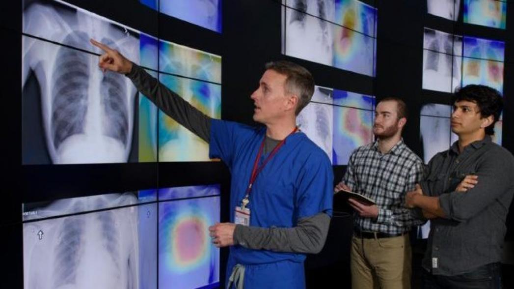 Алгоритм превзошел радиологов в диагностике пневмонии