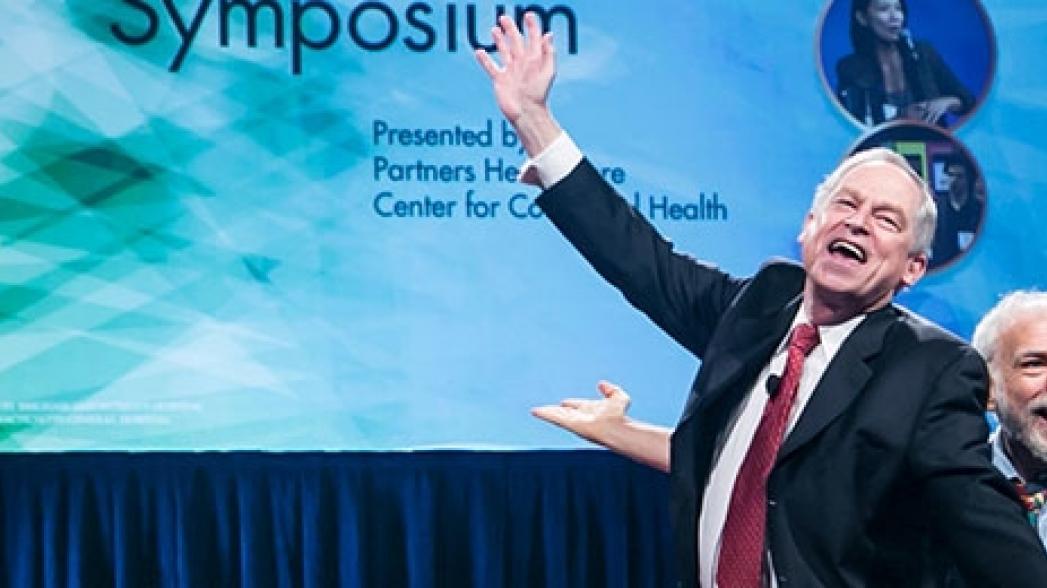 Connected Health 2015. Лучший вариант для пациентов - врач с суперкомпьютером за спиной