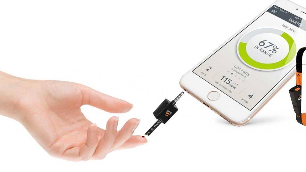 Dario: Глюкометр на базе смартфона поступил в продажу