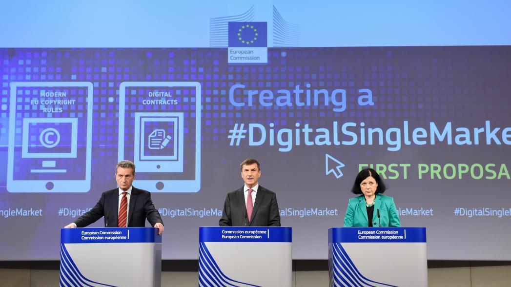 Цифровая Европа: сегодняшнее состояние