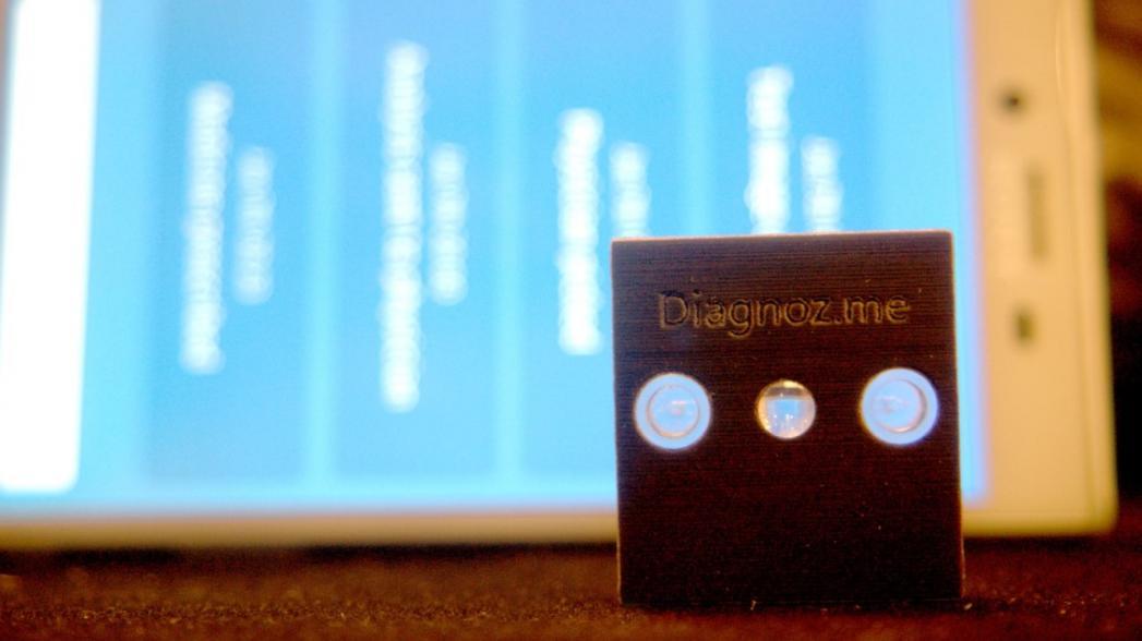 Превратить смартфон в микроскоп для диагностики инфекций