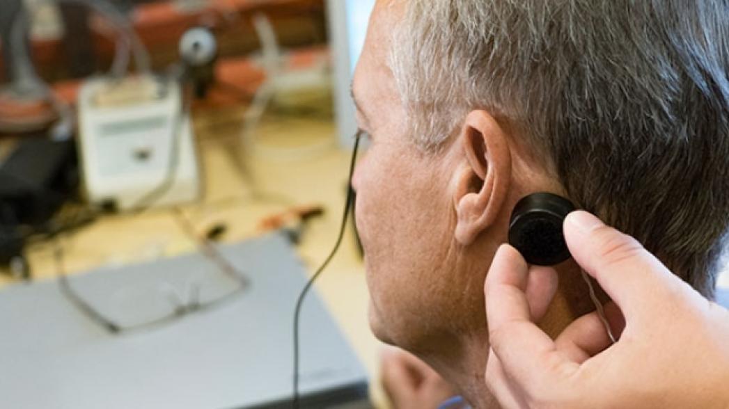 Устройство для диагностики причин головокружений