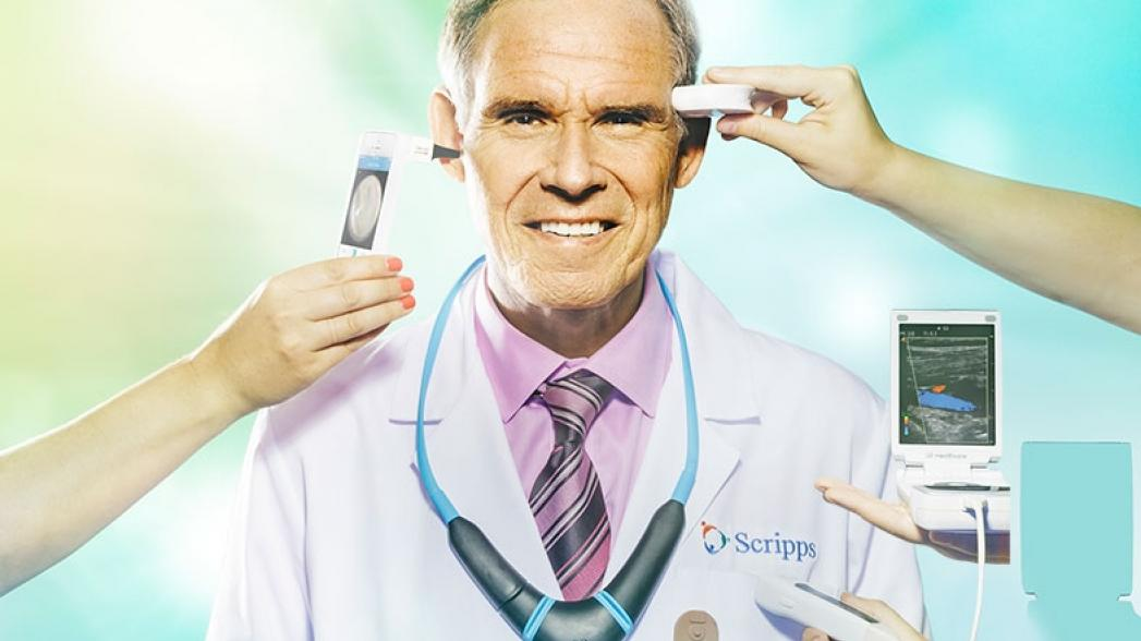 10 главных технических достижений в цифровой медицине в 2015 году от Эрика Тополя