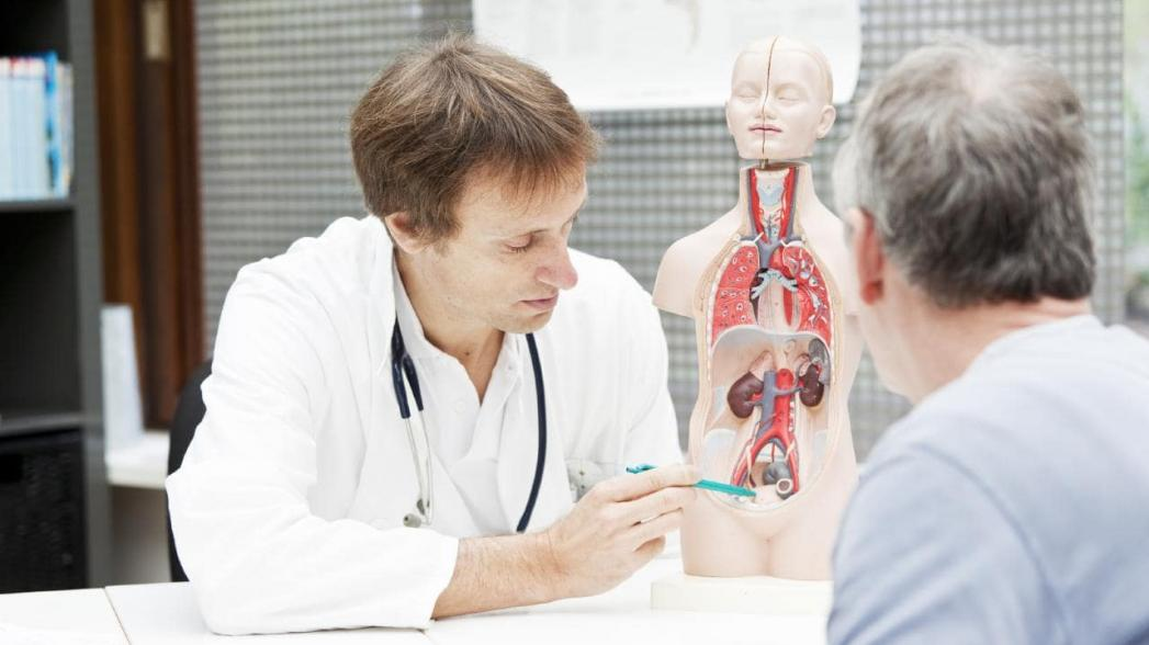 Искусственный интеллект и лазер для лечения рака простаты