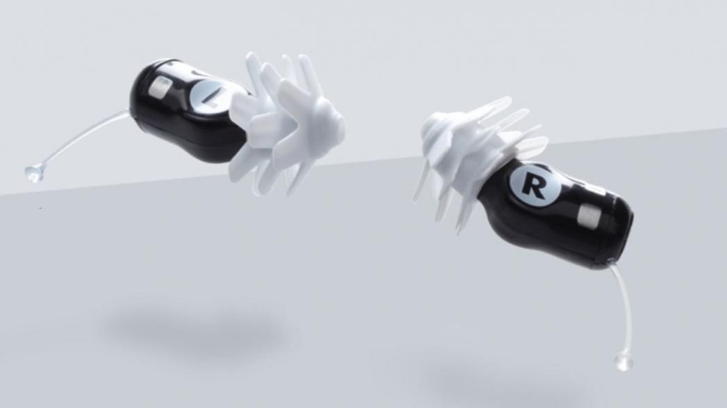 «Невидимый» слуховой аппарат Eargo Neo