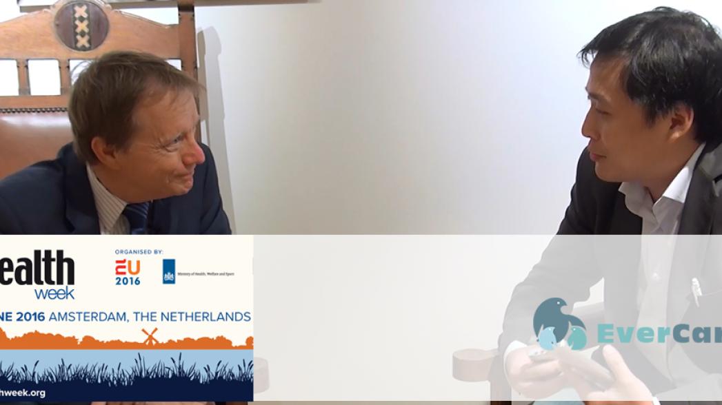 Интервью с президентом и CEO HIMSS Стивеном Либером. eHealth Week 2016