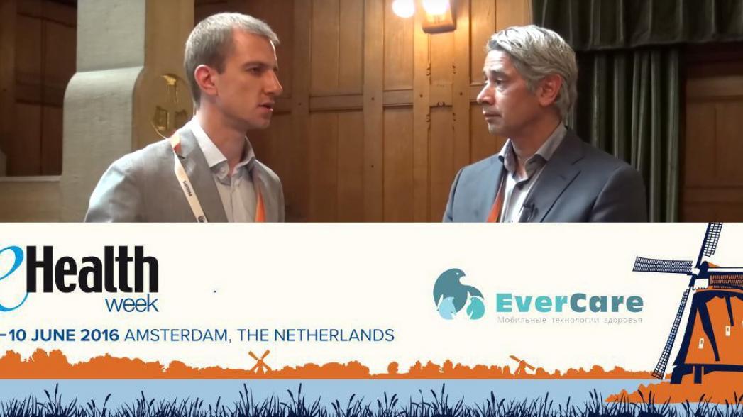 Интервью с Филиппо Зимбиле, руководителем молодежных программ, Soa Aids (Амстердам, Нидерланды). eHealth Week 2016