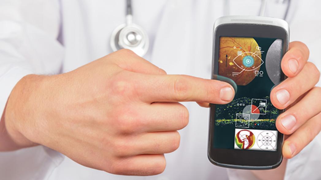 Приложение на смартфоне проконтролирует здоровье ваших глаз