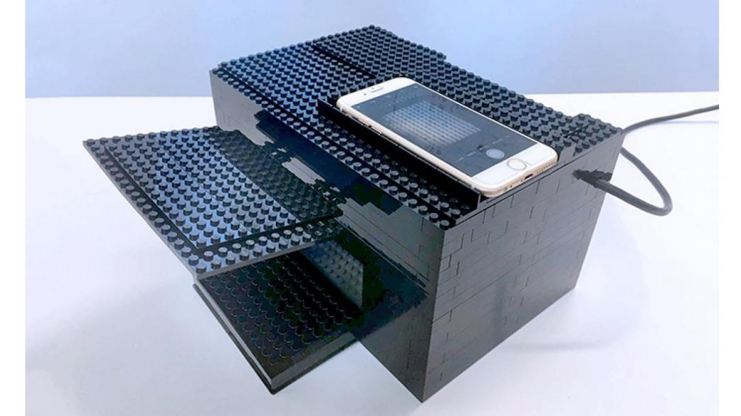 Медицинское устройство из Lego