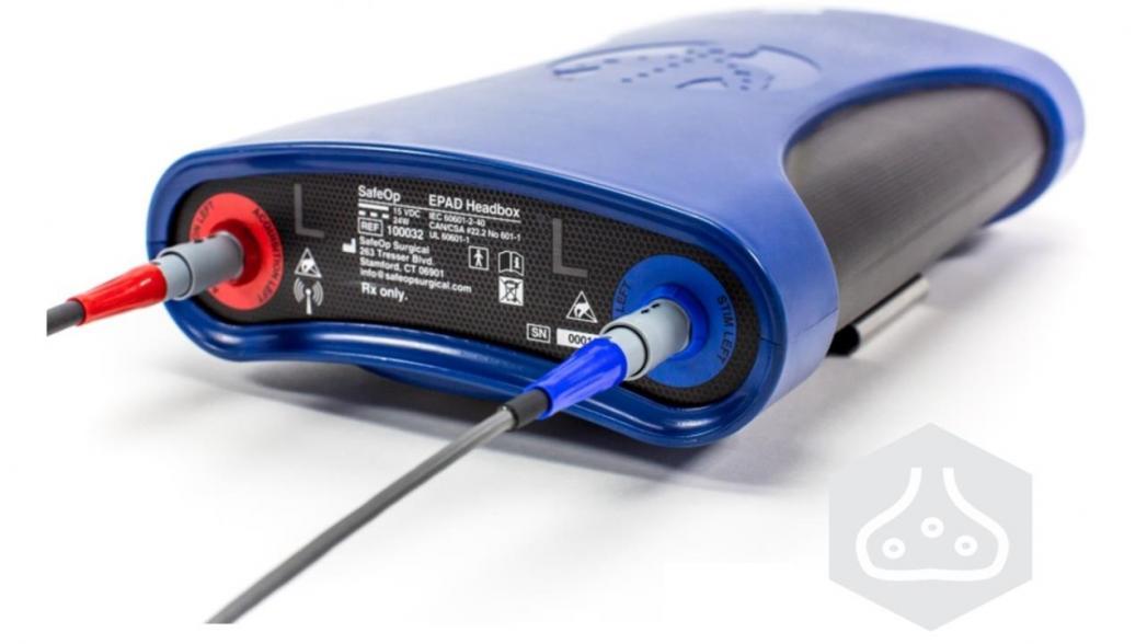 Нейромонитор для обнаружения нервов и оценки их состояния