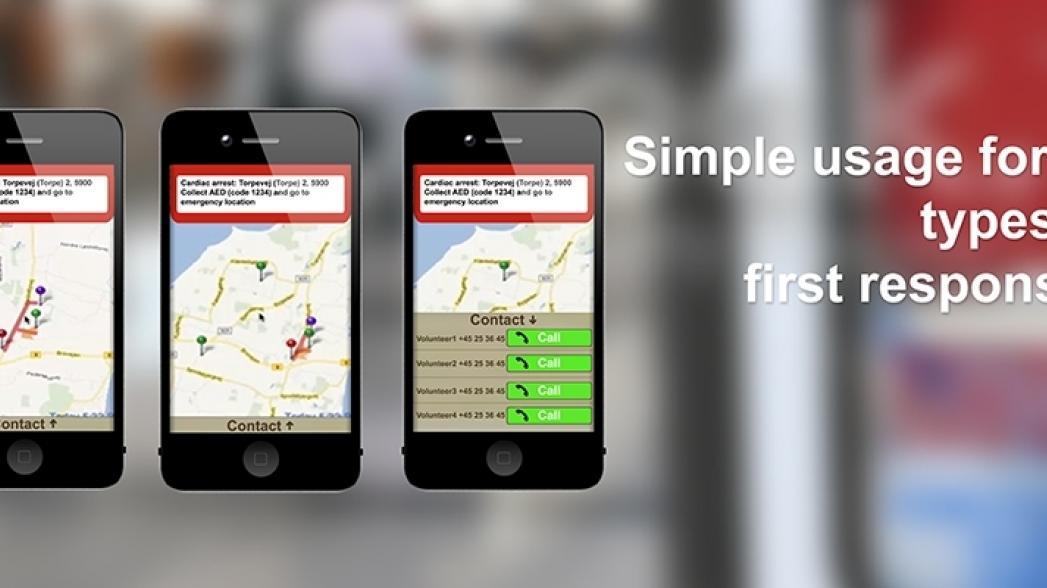 Мобильная система для экстренной помощи