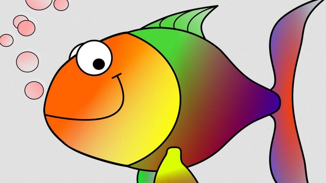 Маленькая рыбка, которая будет плавать в ваших кровеносных сосудах