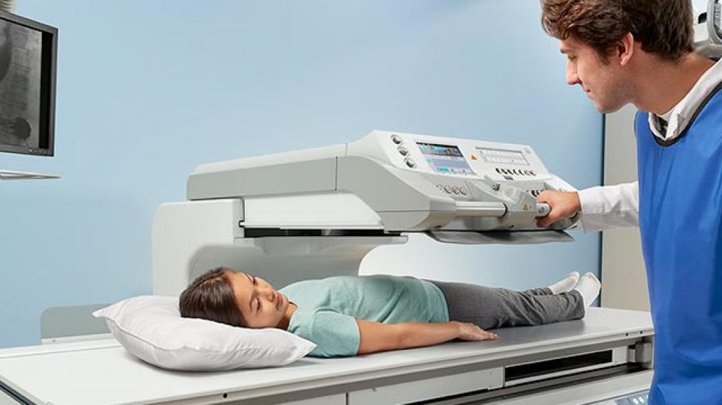 Обычная флюороскопия как метод высокотехнологичной диагностики болезней легких