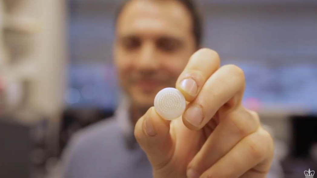 3D-печать для выращивания новых человеческих волос
