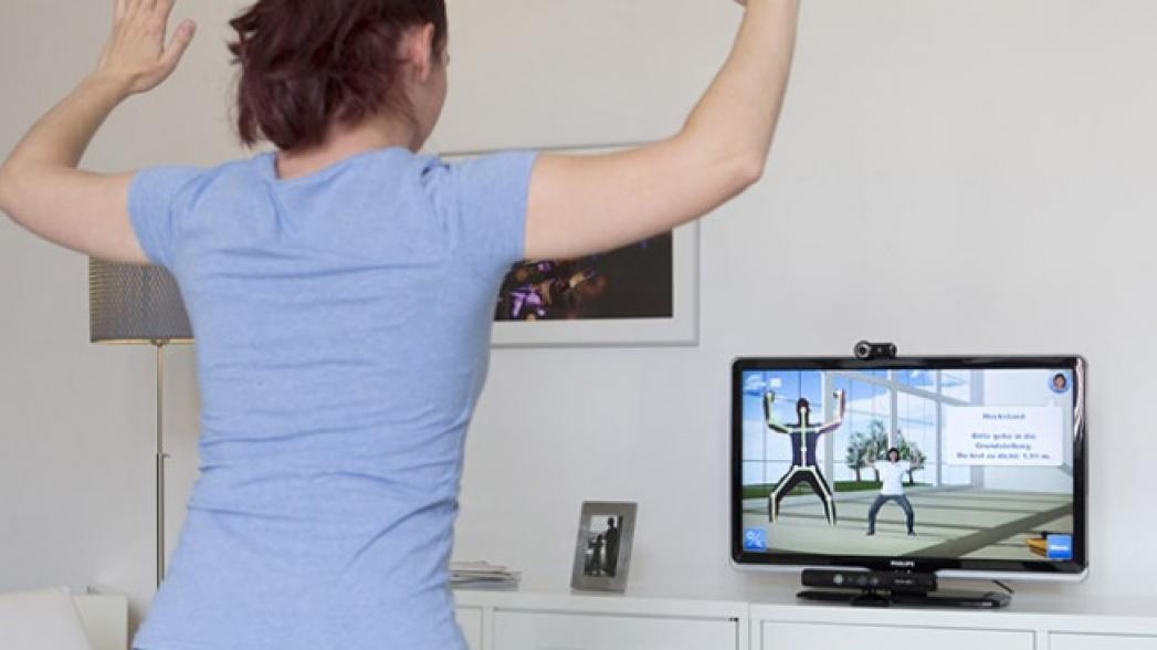 Реабилитация на дому со специалистом и 3D-камерой