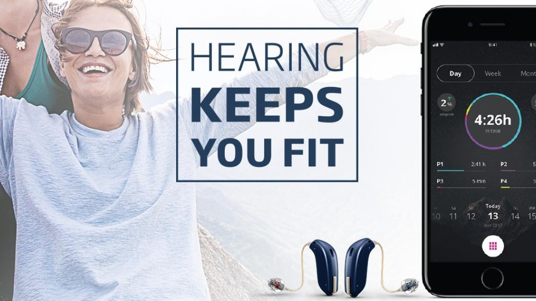 Слуховой аппарат, позволяющий оценивать состояние слуха