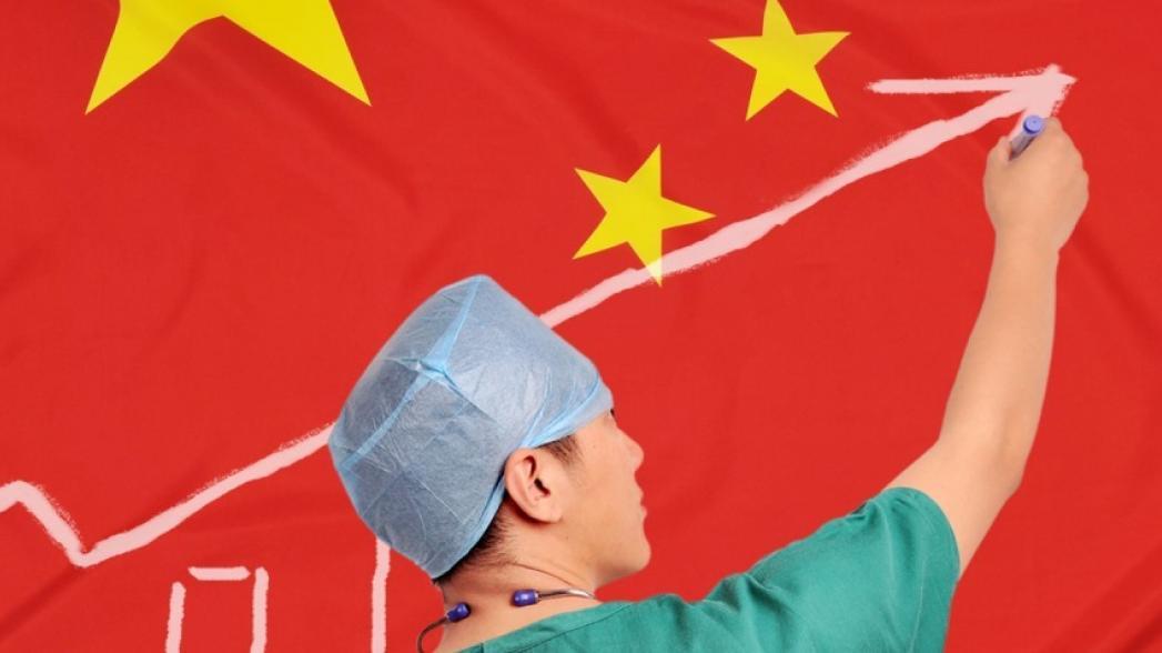 Инвестиции в медицинские стартапы в Китае бьют рекорды