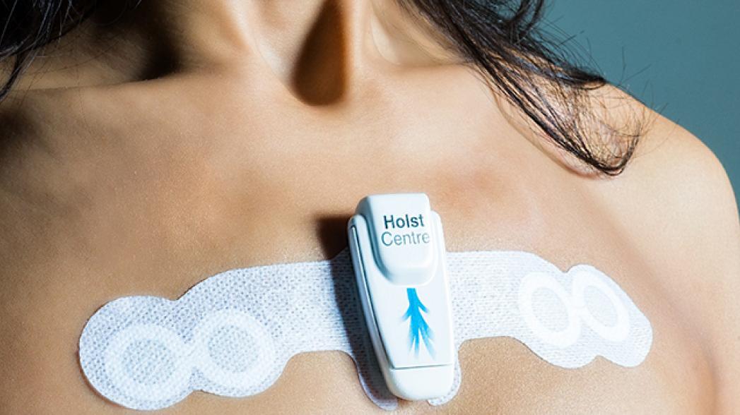Сенсорное устройство нового поколения от Holst Centre