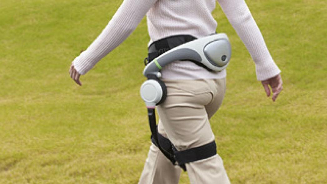 Устройство от компании Honda, помогающее ходить