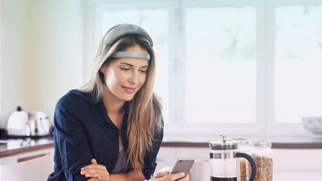URGONight: головное устройство, которое помогает лучше спать