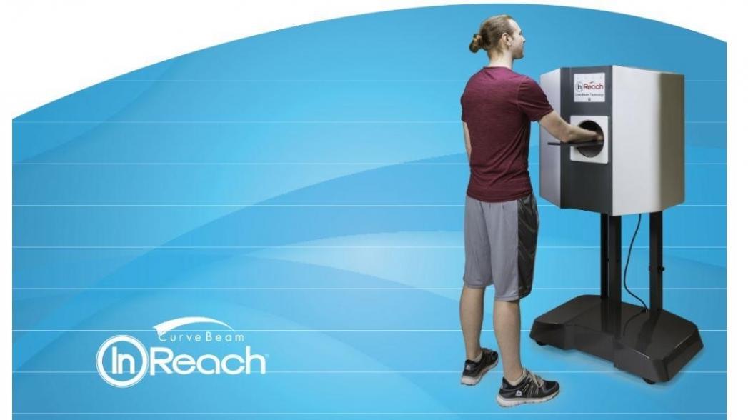 Компактный КТ-сканер от CurveBeam