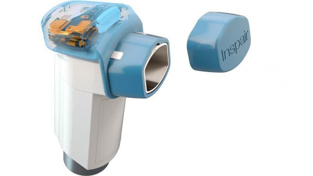 Новый умный сенсор для ингаляторов от Biocorp