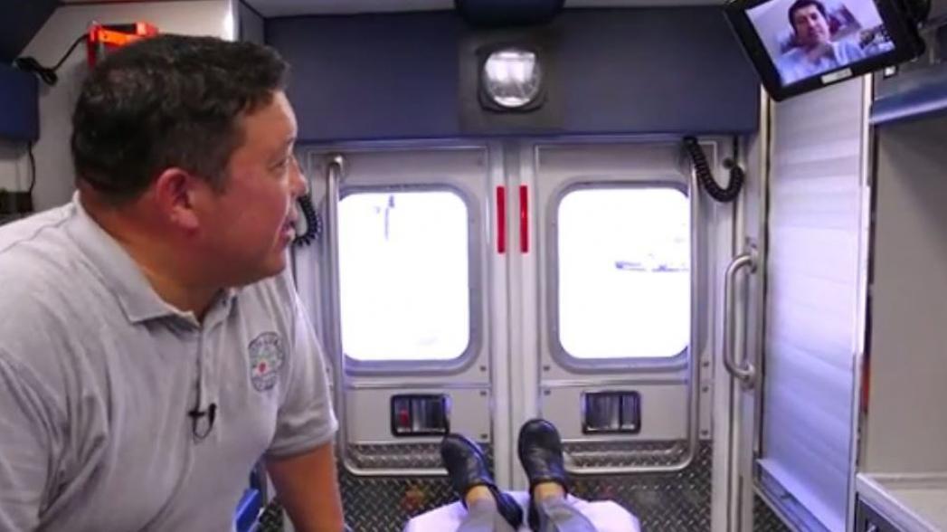 Телемедицинская система помогает лечить инсульт уже при транспортировке в больницу